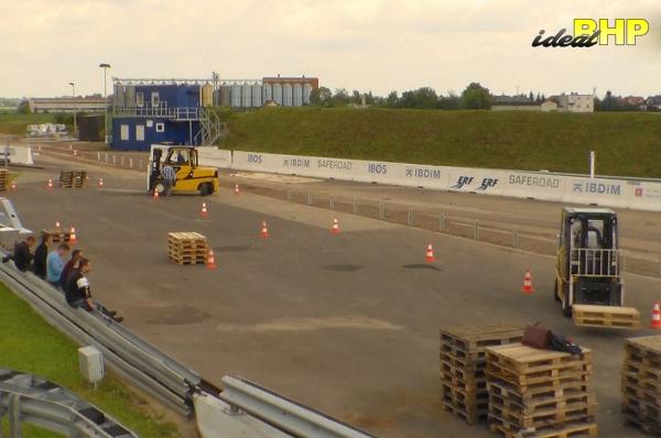 Kurs na wózki widłowe w Inowrocławiu na zlecenie Firmy INTER METAL