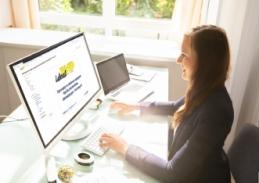 Szkolenie wstępne BHP online dla pracowników administracyjno-biurowych