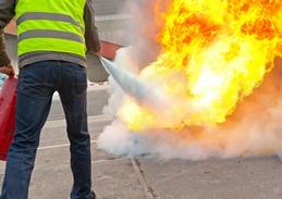 Szkolenie ppoż dla osób wyznaczonych do zwalczania pożarów i ewakuacji pracowników